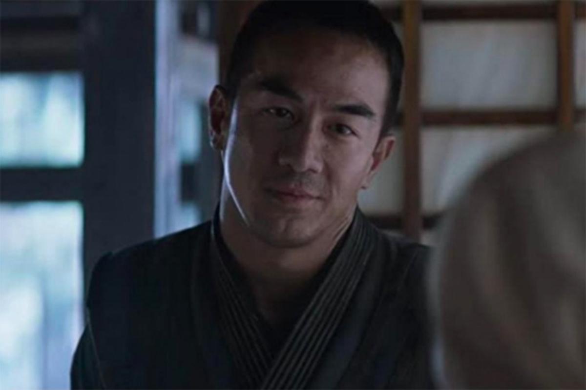Joe Taslim dalam film Mortal Kombat. Foto: Antara/Warner Bros