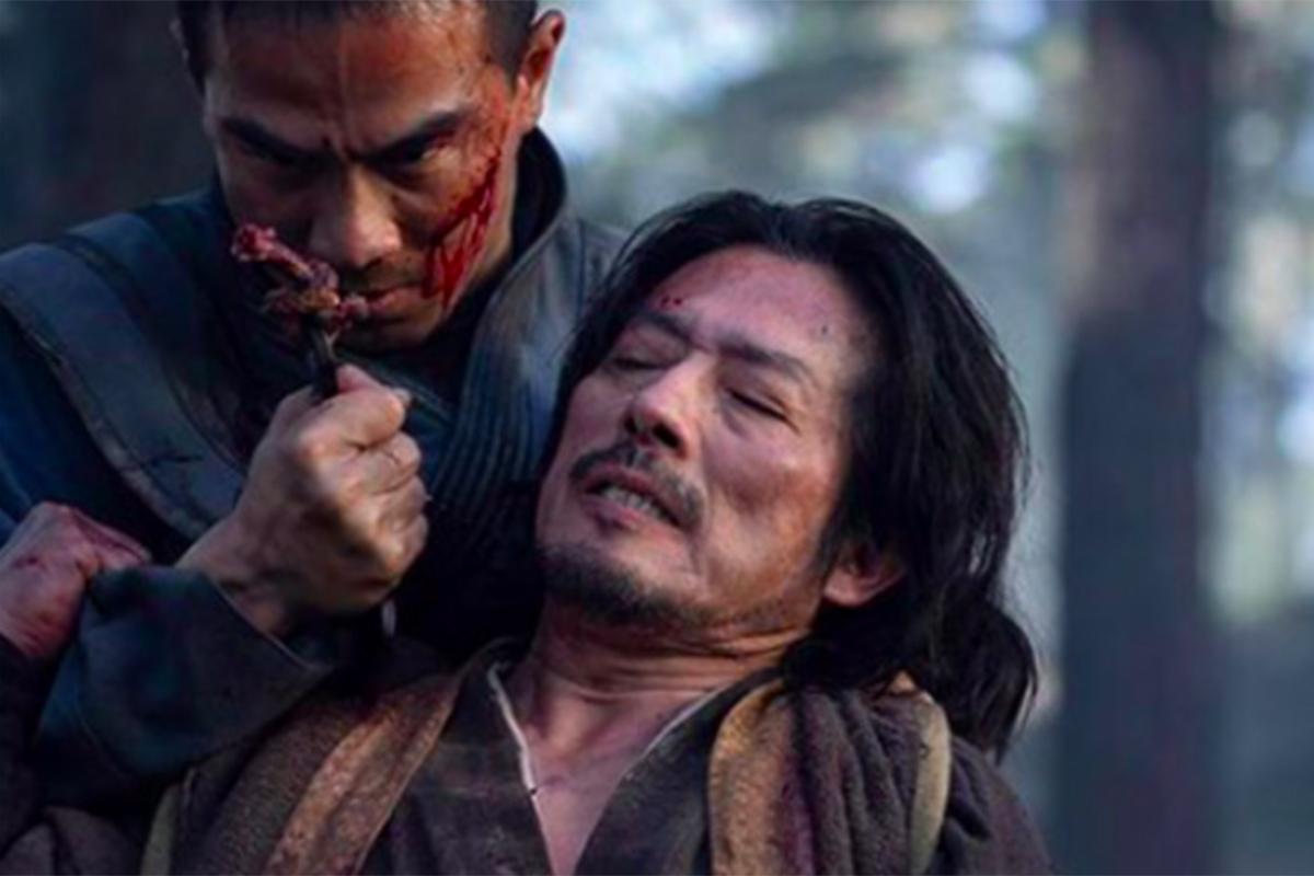 Joe Taslim dalam film Mortal Kombat. Foto: Instagram @joe_taslim