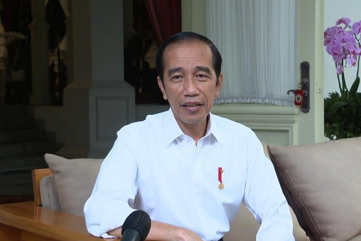 Presiden Joko Widodo (Jokowi). Foto: Sekretariat Presiden
