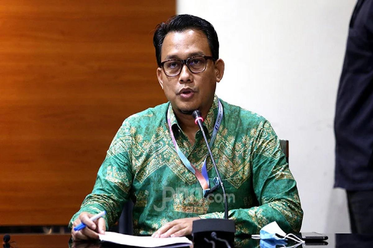 Plt. Juru Bicara KPK Ali Fikri. Foto: Ricardo/JPNN.com/GenPI.co