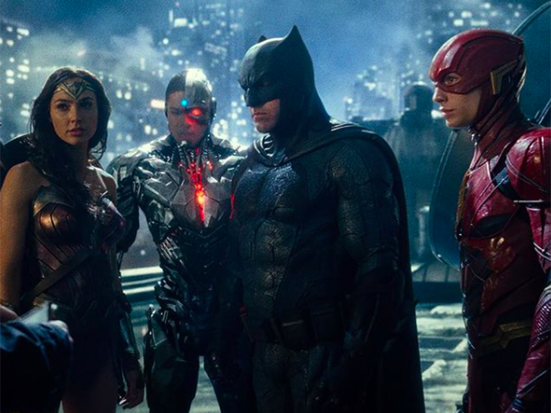 Justice League Snyder's Cut Jadi Film Berdurasi 4 Jam, Top!