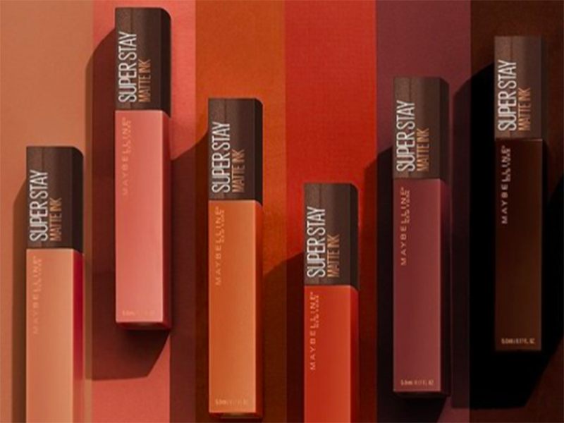 Maybelline Superstay Matte Ink Coffee Edition. Foto: Maybelline.co.id