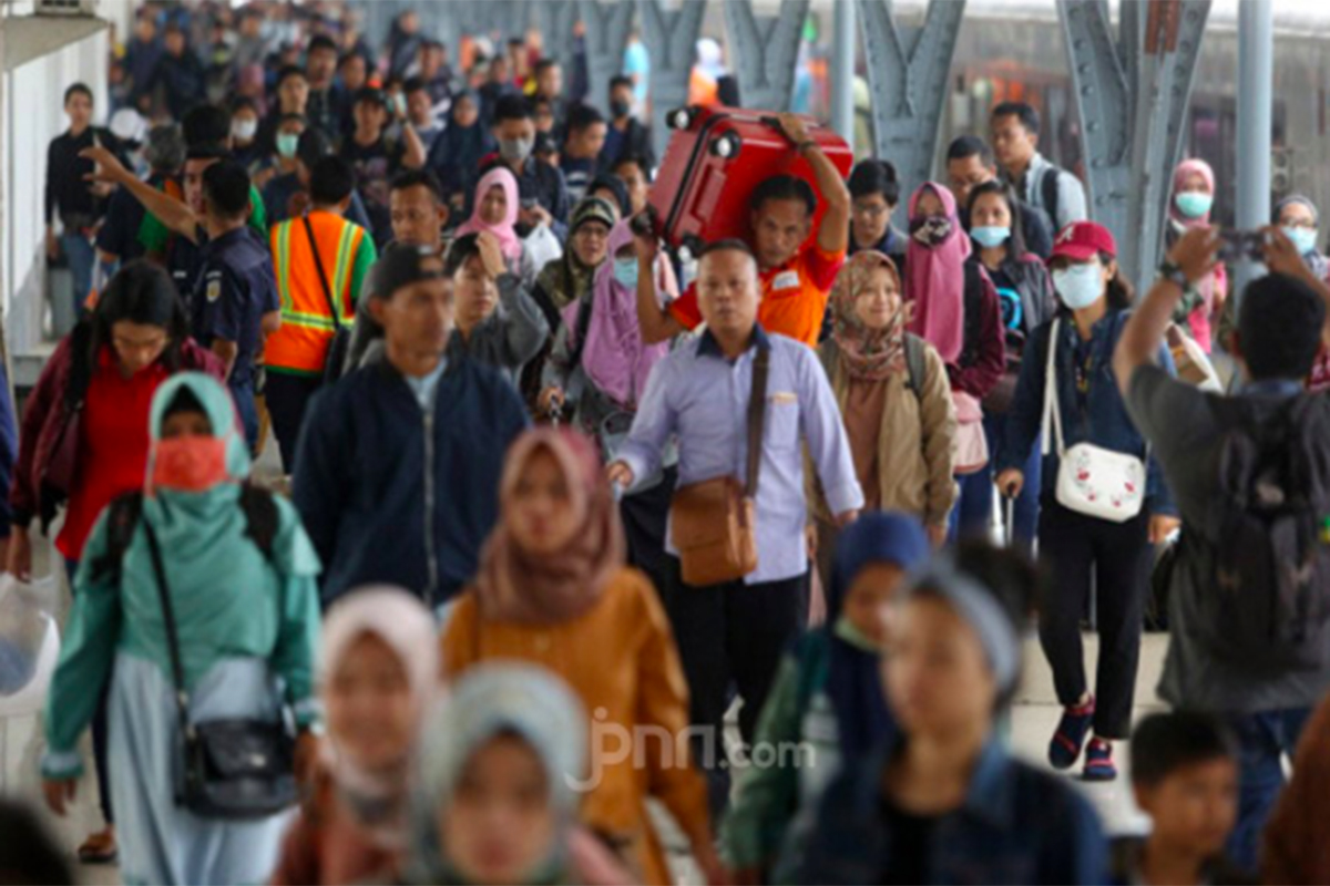 Narasi Larangan Mudik dan TKA China Masuk ke Indonesia Itu Kejam!