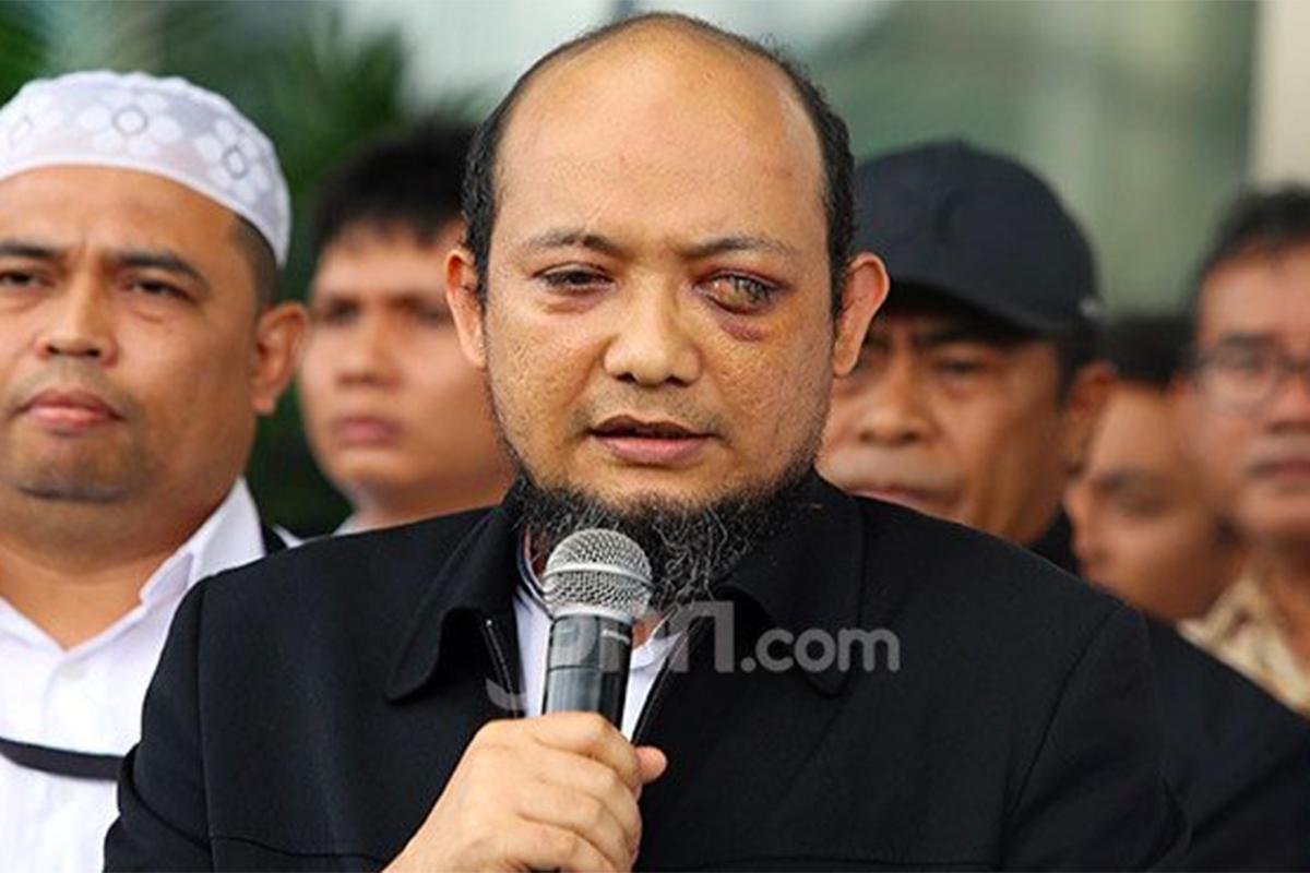 Dinonaktifkan, Novel Baswedan Langsung Kecam Ketua KPK!
