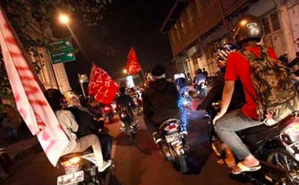 Ilustrasi rombongan Sahur On The Road. Foto: Dok. JPNN.com/GenPI.co