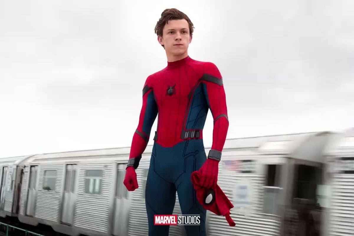 Karakter Spider-Man yang diperankan Tom Holland. Foto: IMDb