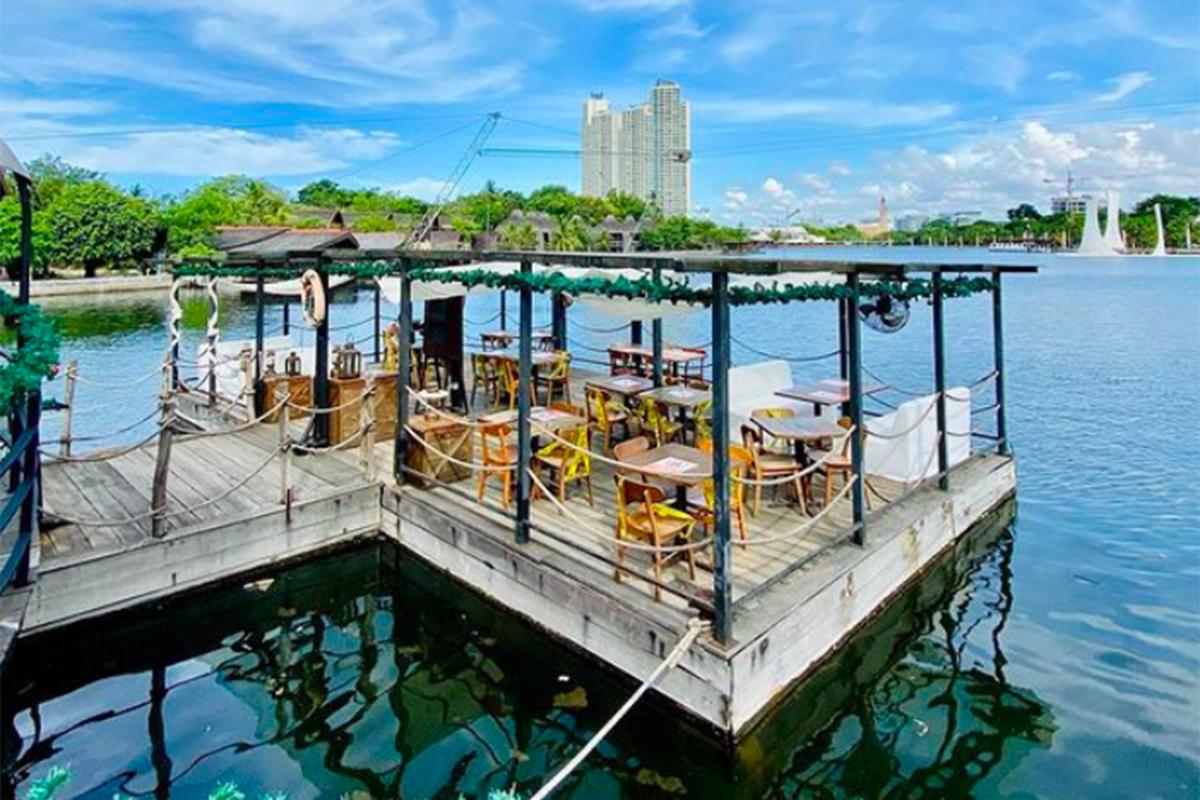 The Pier By Kalaha, resto dengan pemandangan laut di Jakarta. Foto: Instagram @thepier_by_kalaha