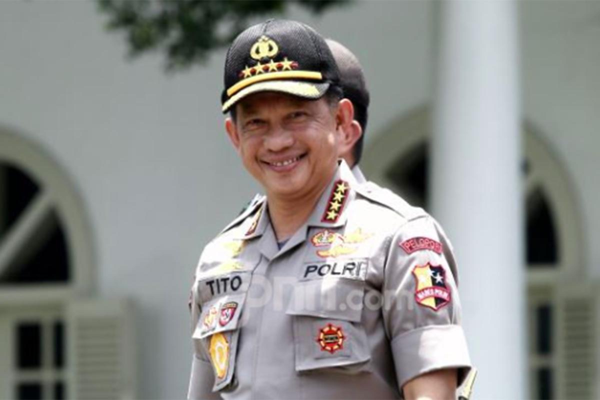 Diam-Diam, Tito Karnavian Bisa Jadi Kandidat Top di Pilpres 2024