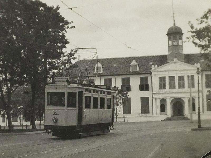 Transportasi Ibukota, Dulu Trem Kini Transjakarta