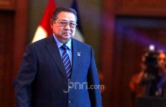 Kubu Moeldoko Makin Gelap Mata, Semua Borok SBY Dikupas Habis (Foto: KPNN.com/GenPI.co)
