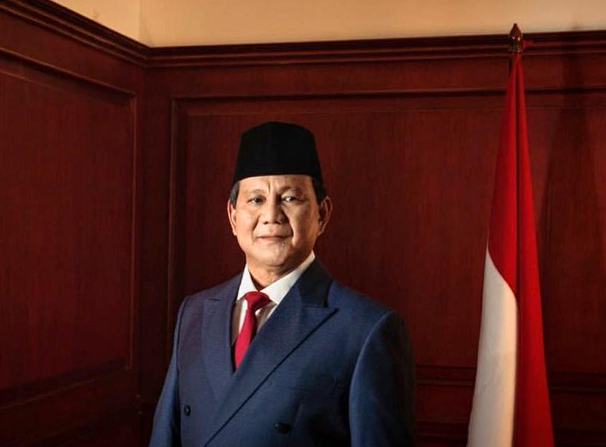Menhan Prabowo Subianto. Foto: Instagram @prabowo