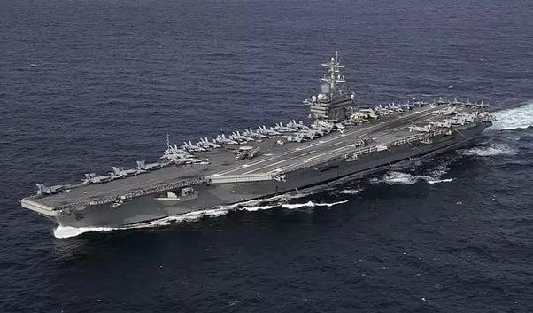 Teluk Persia Panas: Iran Makin Kuat, Amerika Siapkan Kapal Induk