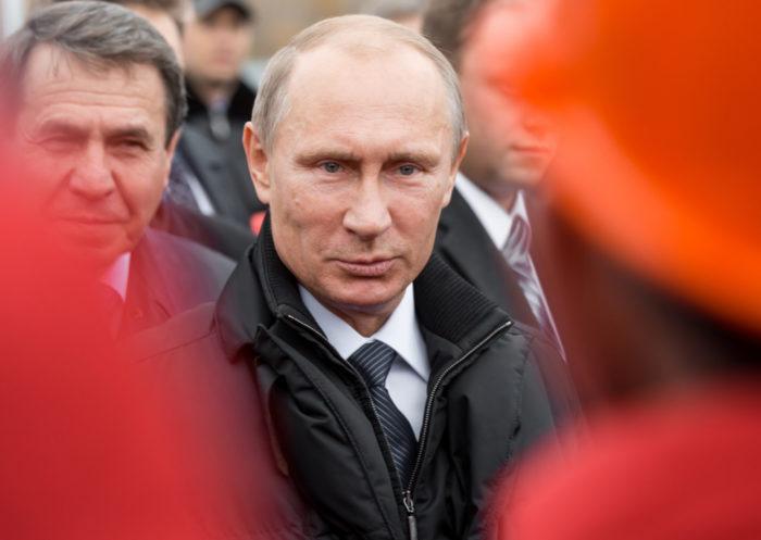 Vladimir Putin. (Pixabay)