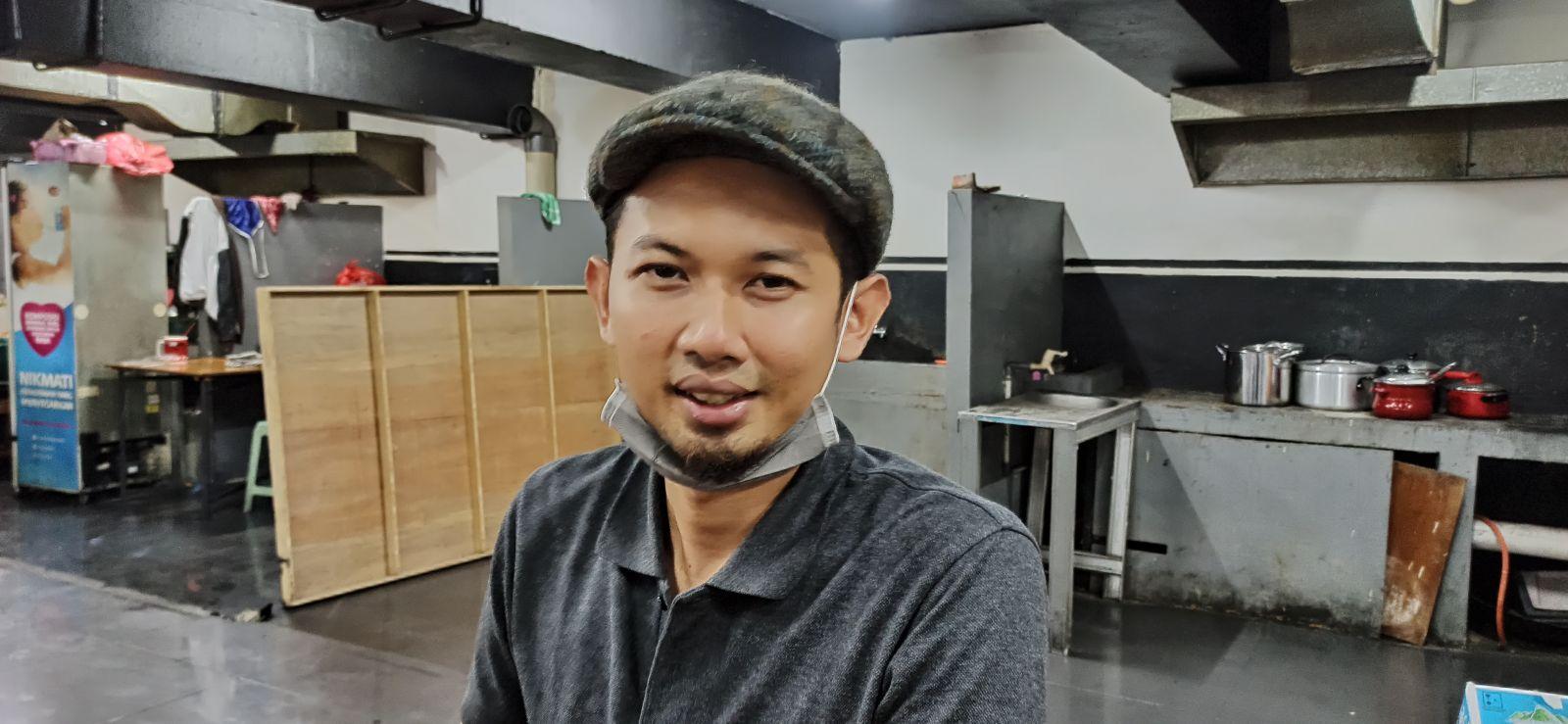 Pendiri PT. Hardi Karya Bahagia Eko Hardi Saputra. Foto: Andi Ristanto/GenPI.co