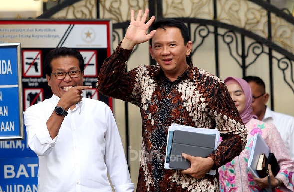 Ahok Membeber Borok Pertamina, Ngeri Banget! (Foto: doc,JPNN/GenPI.co)