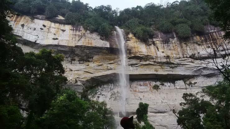 3 Air Terjun Indah di Riau, Bikin Kamu Halusinasi Jadi Bidadari