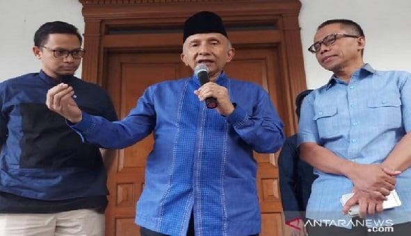 Pernyataan Amien Rais Sungguh Menggelegar, Bikin Jokowi Makin...