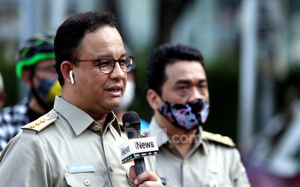 Mendadak Akademisi Top Puji Anies Baswedan, Istana Terseret (Foto: JPNN.com/GenPI.co)