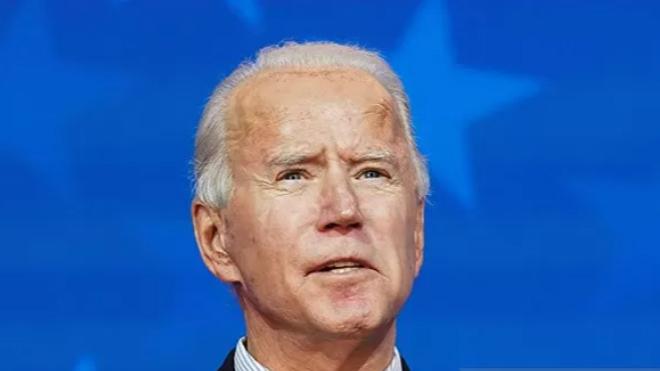 Joe Biden. ANTARA/REUTERS/Kevin Lamarque/aa.