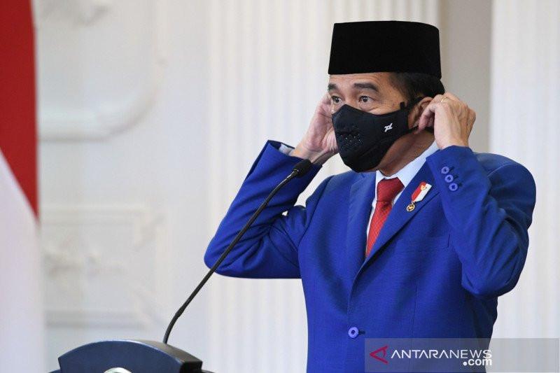 Presiden Joko Widodo. Foto: ANTARA/HO/Setpres-Lukas