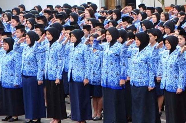 Ilustrasi - Aparatur Sipil Negara (ASN). (ANTARAnews/re1)