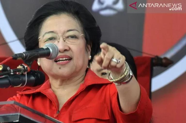 Megawati Soekarnoputri. (ANTARA Foto)