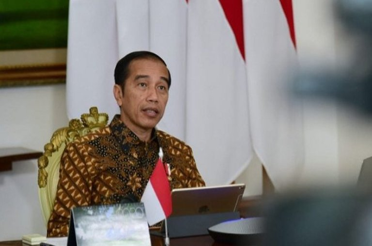 Presiden RI Joko Widodo. Youtube Sekretariat Presiden