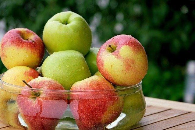Buah apel. Foto: Pixabay