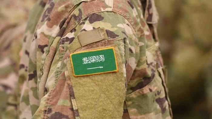 Ilustrasi militer arab saudi. foto/istockphoto