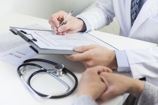 Ilustrasi asuransi kesehatan. Foto: Freepik