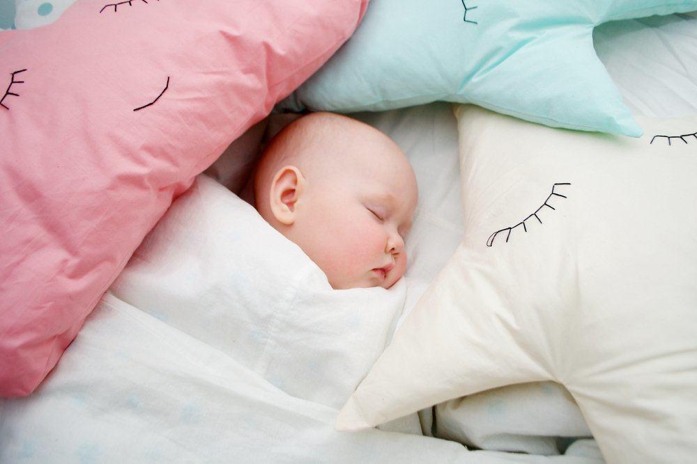 3 Kiat agar Bayi Bisa Istirahat Lebih Nyenyak pada Malam Hari. Foto: Hellosehat