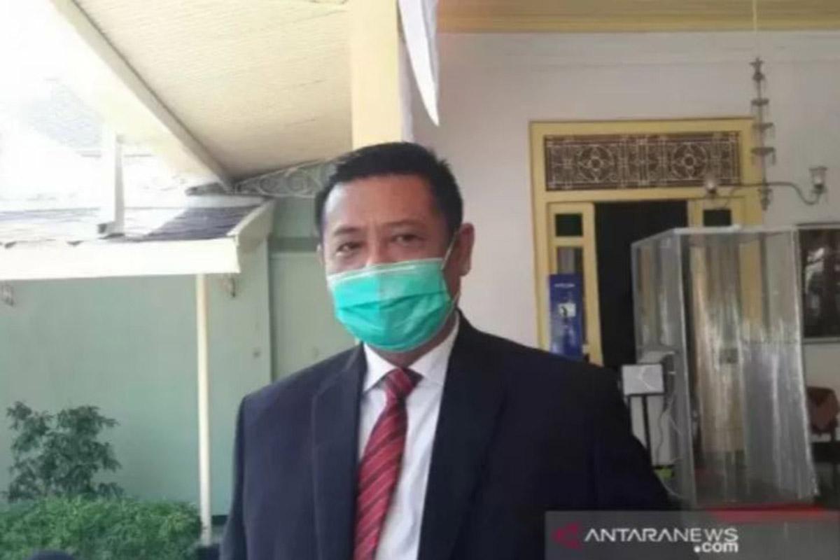 Sekda Daerah Istimewa Yogyakarta (DIY) Kadarmanta Baskara Aji.