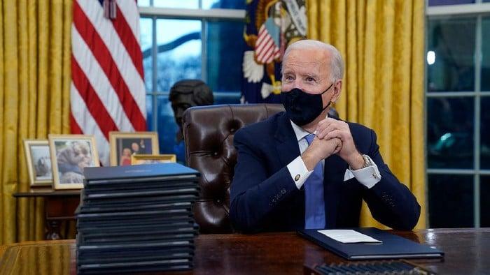 Joe Biden. Foto: AP/Evan Vucci