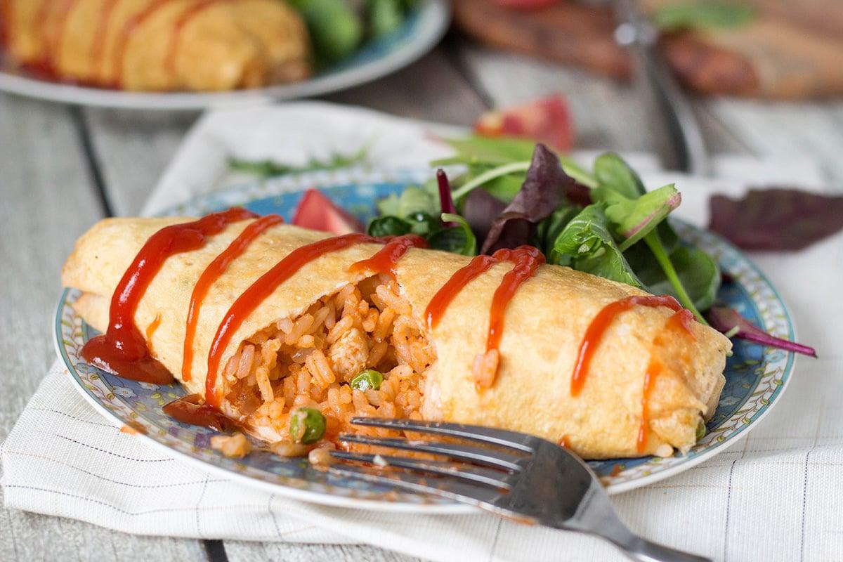 Kamu Lapar? Coba Resep Omurice, Yuk! Foto: Blog Unik
