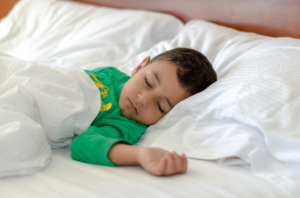Anak Tidur Siang Cukup, Tumbuh Kembangnya Akan Optimal