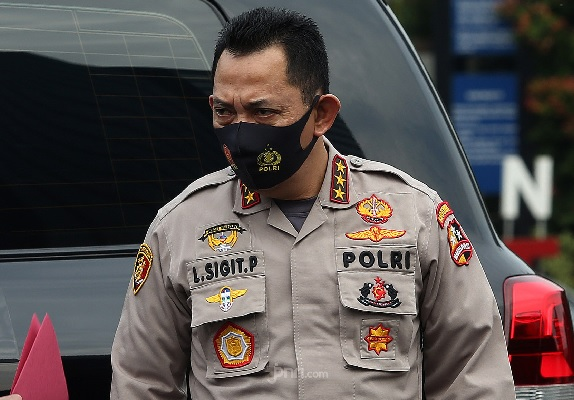 3 Kelompok Berbahaya Ini Tolak Calon Kapolri Komjen Listyo Sigit (Foto: JPNN.com/GenPI.co)