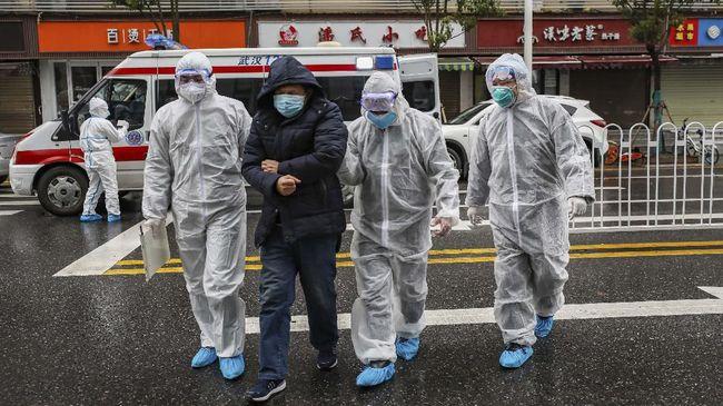 Pengakuan Dokter Mencengangkan! Gegara Wuhan, Dunia Sempoyongan