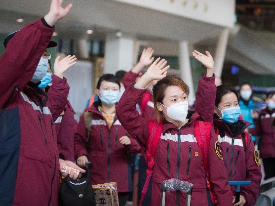 China Cabut Lockdown Wuhan, 55.000 Warga Langsung Berhamburan