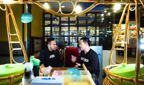 Bisnis Cendol dan Teh Manis Suami Jenita Janet Makin Bersinar Aja