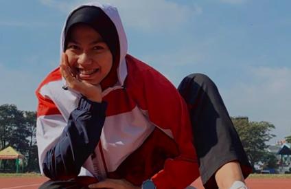 Jadi Taekwondoin Berprestasi, Defia Rosmaniar Dapat Dua Beasiswa. Foto: IG @defiarosmaniar