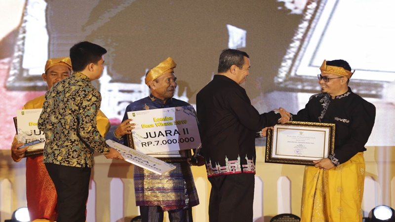 Inilah 3 Desa Wisata Terbaik di Riau