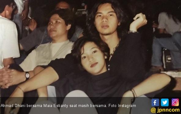 Ahmad Dhani Bikin Cemburu Mulan Jameela: Saya Buat untuk Maia...