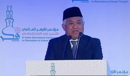 Din Syamsuddin Dibikin Rontok Eks Anak Buah SBY, Ngeri (Foto: Instagram/din syamsuddin)