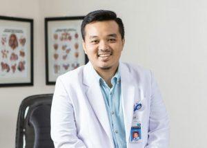 Arif Tunjungseto, Dokter Spesialis Kebidanan dan Kandungan Rumah Sakit Premier Surabaya. Foto: Dokter Seto