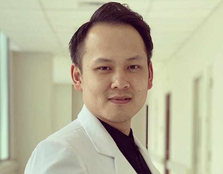 dr. Thomas Cahyadi, Sp.OG, spesialis kandungan RSPI Puri Indah dan RSIA Grand Family PIK Jakarta. Foto: Dokter