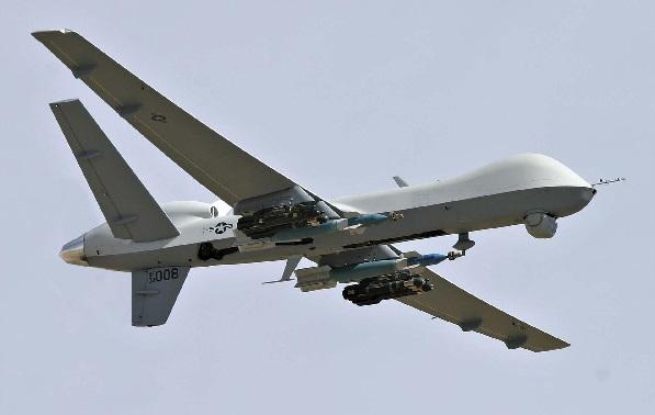 Pesawat Nirawak atau Drone MQ-9 Reaper (Foto: General Atomics Aeronautical Systems)