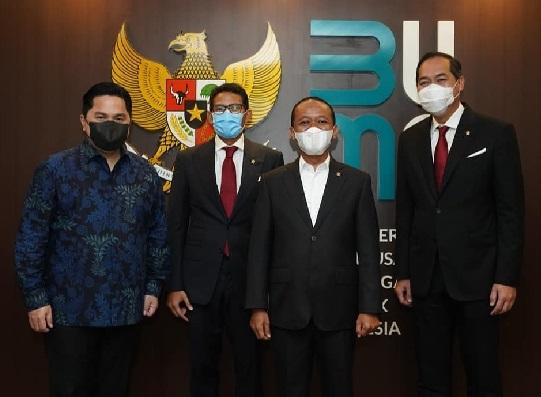 3 Menteri Lulusan Amerika Guncang Kabinet Jokowi, Bikin Melongo (Foto: Instagram Erick Thohir/Dok Bumn)