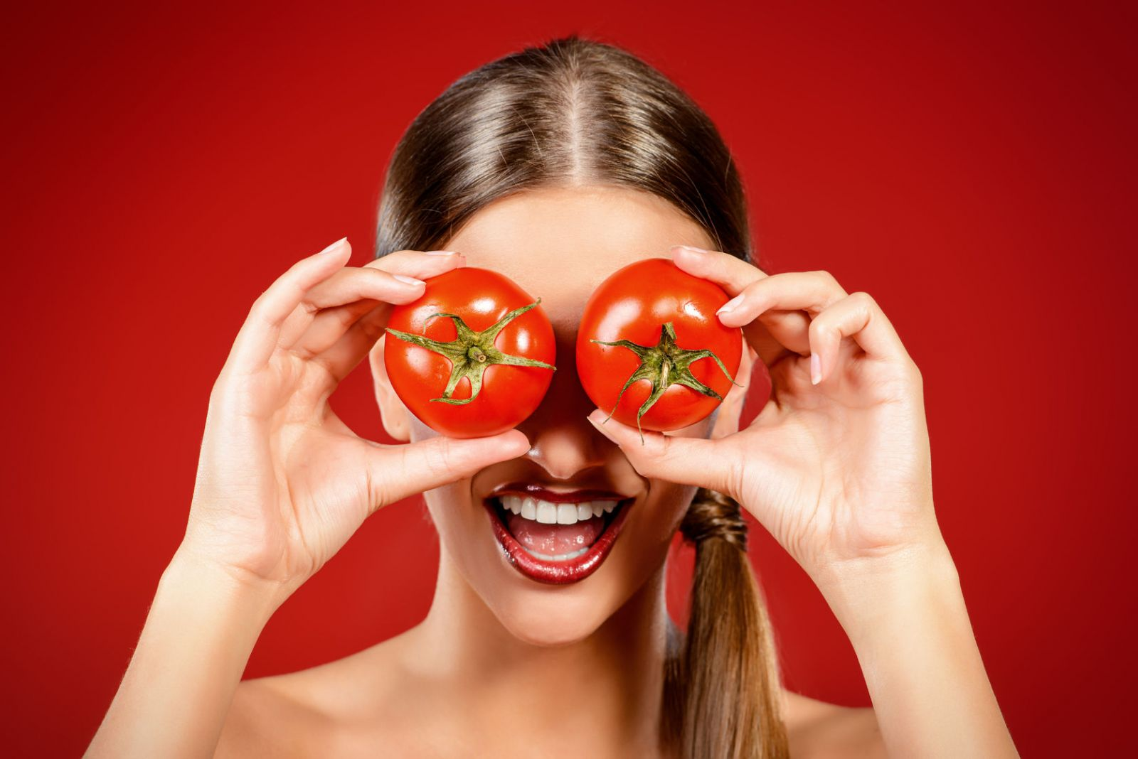 Cara Menghilangkan Jerawat Dengan Tomat Dan Mentimun
