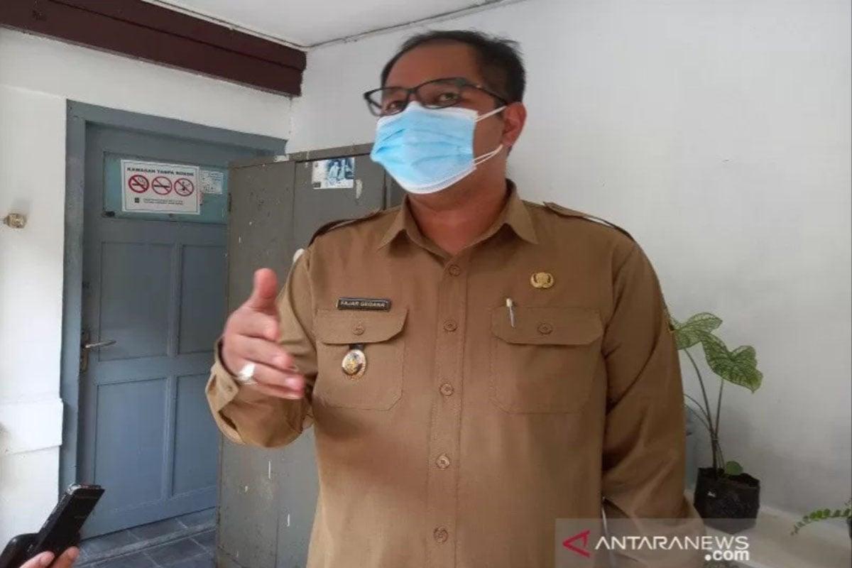 Ketua Gugus Tugas Percepatan Penanganan Covid-19 Kulon Progo Fajar Gegana.
