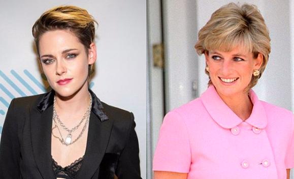 Kristen Stewart Bakal Perankan Putri Diana di Proyek Film Spencer. Foto: IG @enews